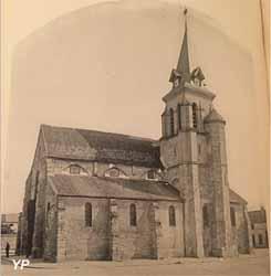 Église Saint-Baudile (Association François-Xavier Donzelot)