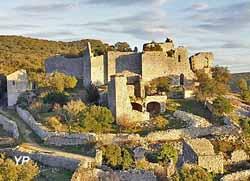 Castrum d'Allègre (Anne Creusot-Salle)