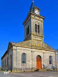 Église Saint-Martin (Mairie de Troyon)