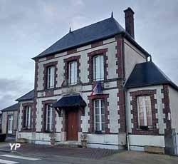 Salle communale de la Mairie (Mairie de Faux-Fresnay)