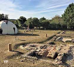 Villa gallo-romaine (Communauté de communes Aunis Sud)