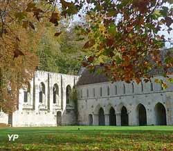 Abbaye Notre-Dame de Fontaine-Guérard (Abbaye Notre-Dame de Fontaine-Guérard)