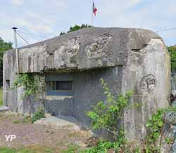 Blockhaus Ligne Maginot Le Trieu du Cheneau (Association La Tenaille)