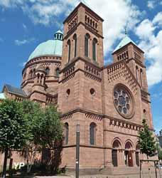 Église catholique Saint-Pierre-le-Jeune (Paroisse catholique St Pierre le Jeune)