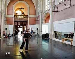 Chapelle Saint-Marcoul (Laboratoire Chorégraphique de Reims)