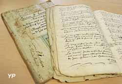 Archives Municipales et Métropolitaines de Grenoble (Archives de Grenoble)