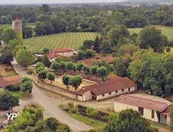 Village de Tarsac (Déclic en Armagnac)