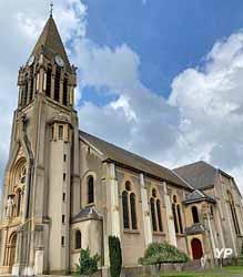 Église Jésus-Ouvrier (Pierre Daprile)