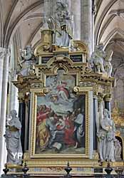 cathédrale Notre-Dame, chapelle de Notre-Dame du Puy