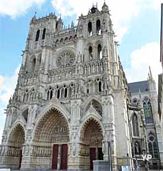 Amiens, cath�drale Notre-Dame