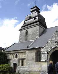 Le Faouët, église Notre Dame de l'Assomption