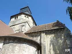 Touques, église Saint-Pierre (Xe s.) (Yalta Production)
