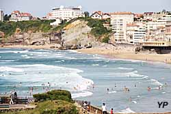plage de Biarritz (doc. Yalta Production)