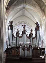Grandes orgues de la cathédrale Sainte-Croix