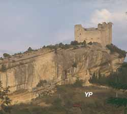 Château de Vaison-la-Romaine (doc. Yalta Production)