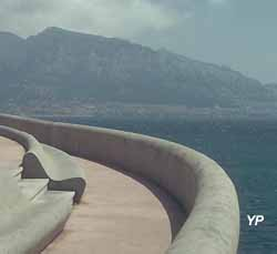 la Méditerranée à Marseille
