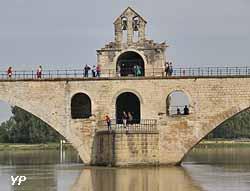 pont Saint-Bénezet d'Avignon
