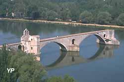 pont Saint-Bénezet d'Avignon (Yalta Production)