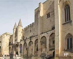 Avignon, le Palais des papes (doc. Yalta Production)
