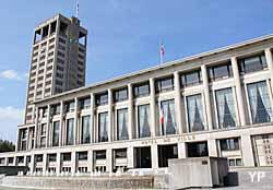 Hôtel de ville du Havre (Yalta Production)