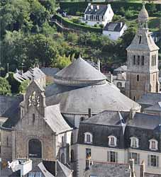 Abbatiale de Sainte-Croix