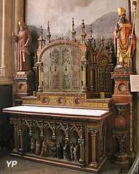 Chapelle de saint Corentin