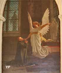 Miracle en faveur du père Maunoir (Yan Dargent)
