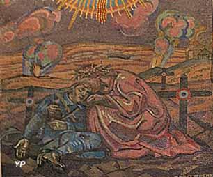 Mosaïque de Maurice Denis (1924)