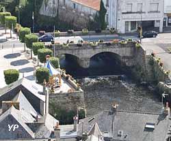 Pont du Moulin de la Ville