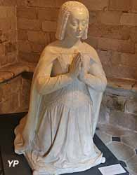 Priant d'Anne de Bretagne